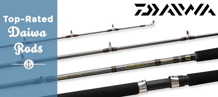 Top Rated Daiwa Rods for Sale