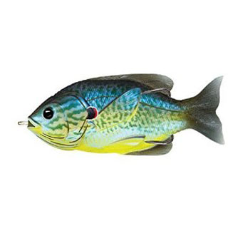 LiveTarget Sunfish Hollow Body Fishing Bait