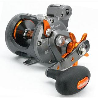 Okuma Cold Water Line Counter Trolling Reel