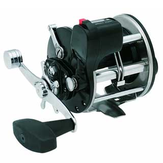 Penn General Purpose Line Counter Level Wind Reel
