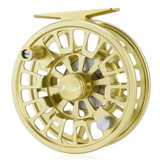 Piscifun Blaze Mid Arbor Fly Fishing Reel and Spare Spools