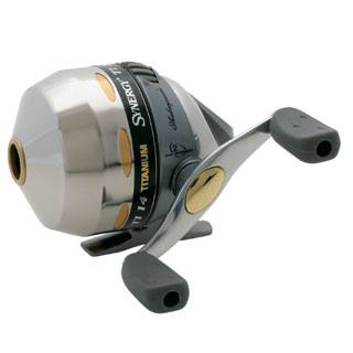 Shakespeare Synergy Ti14Sc Blister Reel