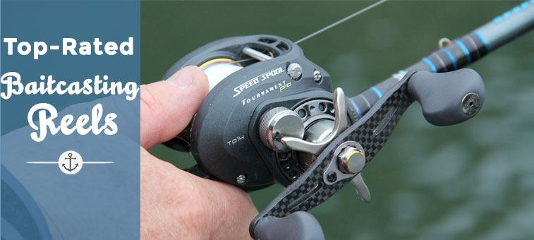 10 Best Baitcasting Reels 2019 Review Ultimate Guide