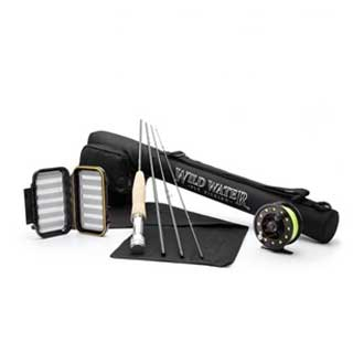 Wild Water Fly Fishing Package