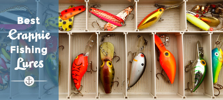 Top 5 Crappie Fishing Lures