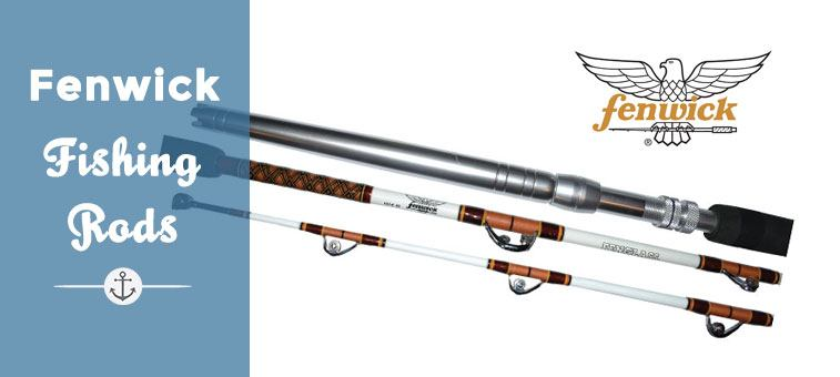 The Brief History of Fenwick Rods