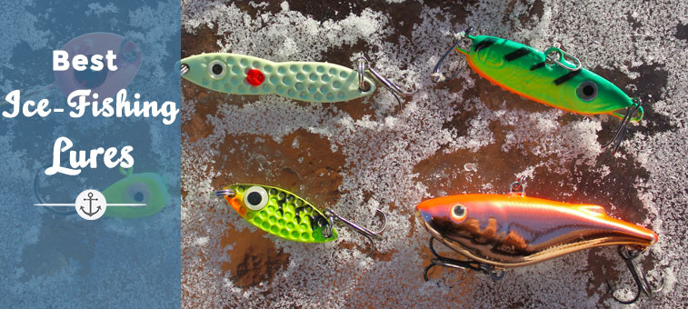 Best ice fishing lures on the market for Best ice fishing jigs