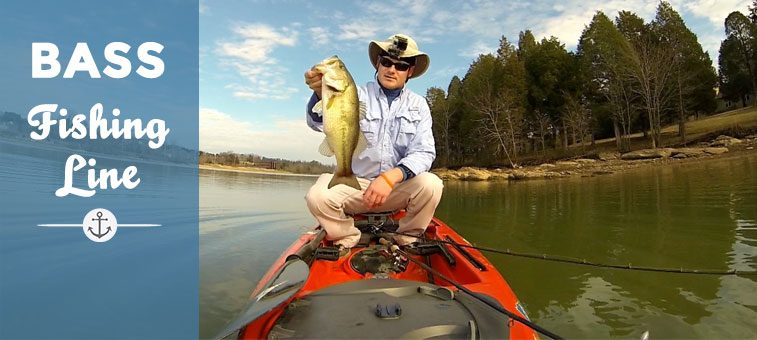 Basics About Line For Bass Fishing