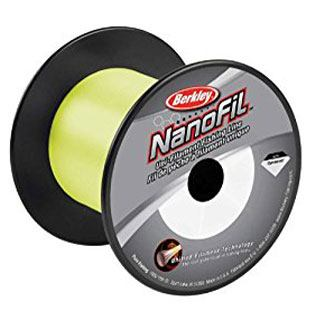 Berkley Nanofil Uni-Filament .008-Inch Diameter Fishing Line