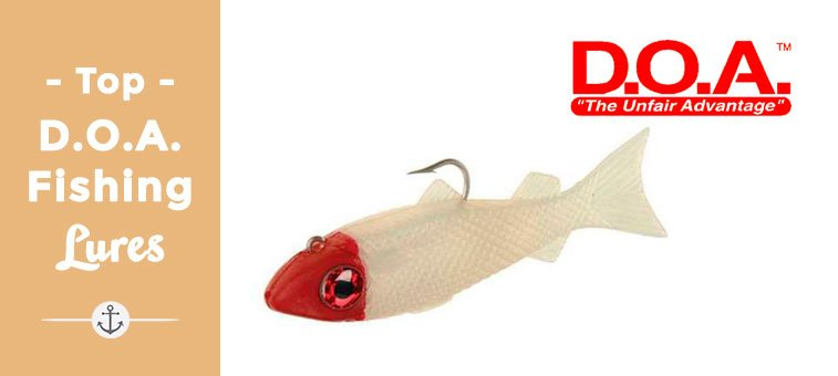DOA Lures Review