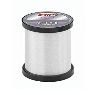 P-Line CX Premium Clear Fluorescent Fishing Line 1000 YD Spool