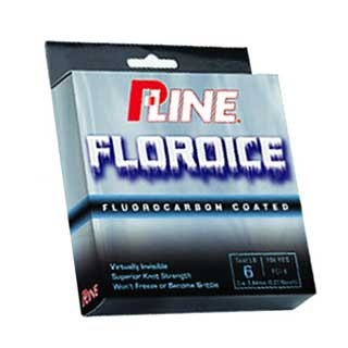 P-Line-Floroice-Clear-Fishing-Line-100-YD-Spool