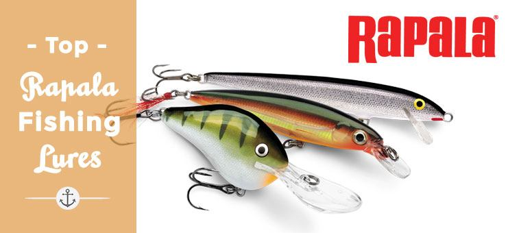 top rapala fishing lures | fishing tools and equipment reviews, Fishing Rod