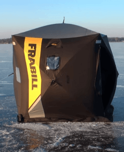 Frabill_Shelter_for_Ice_Angling_Comfort