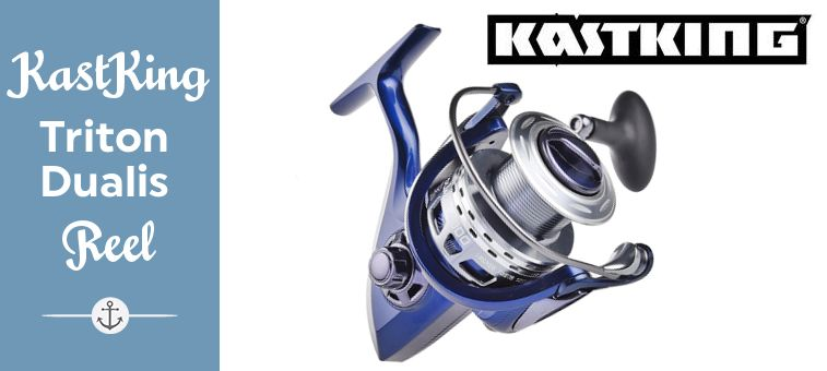 KastKing Triton Dualis Spinning Reel Reviewed