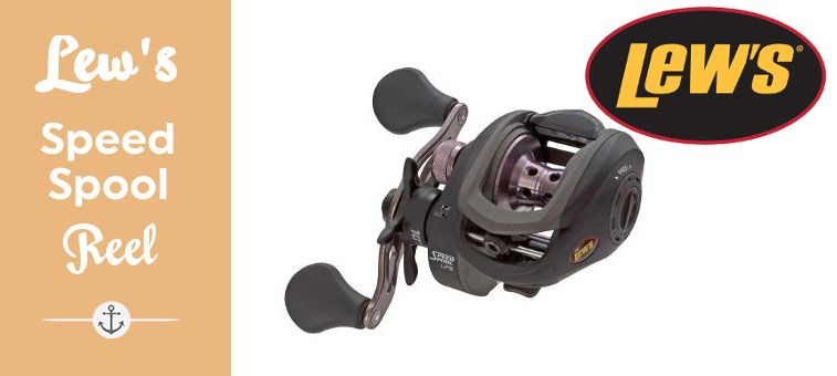 Lews Speed Spool LFS Series Featured