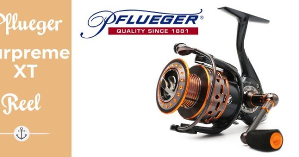 Pflueger Supreme XT Reel Review |