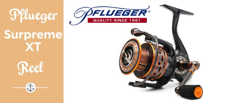 Pflueger Supreme XT Feature
