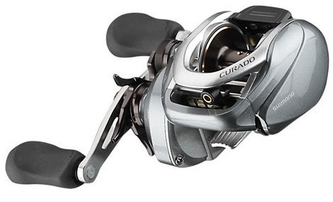 Shimano Curado Fishing Reel 3