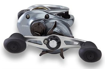 Shimano Curado Fishing Reel 5