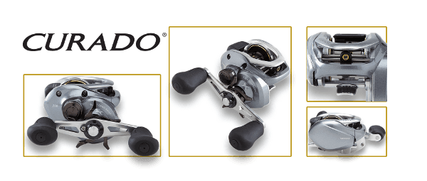 Shimano Curado Fishing Reel