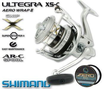 Shimano  Ultegra XSC 10000 Fishing Reel 2