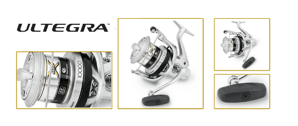 Shimano  Ultegra XSC 10000 Fishing Reel 3