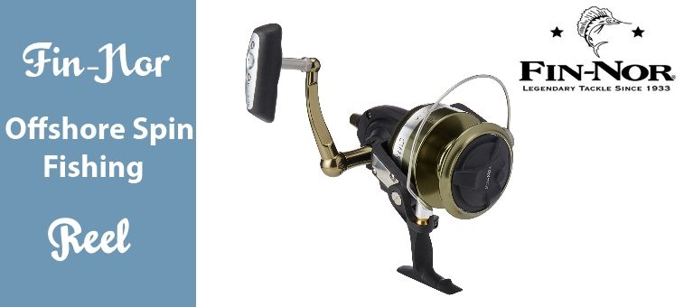 Fin-Nor Offshore Spin Fishing Reel
