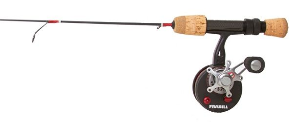 Frabill Straight Line 371 Ice Fishing Reel 3