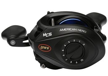 Lew's American Hero Speed Spool 4