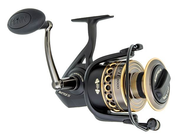 Penn Battle II Spinning Reel 3