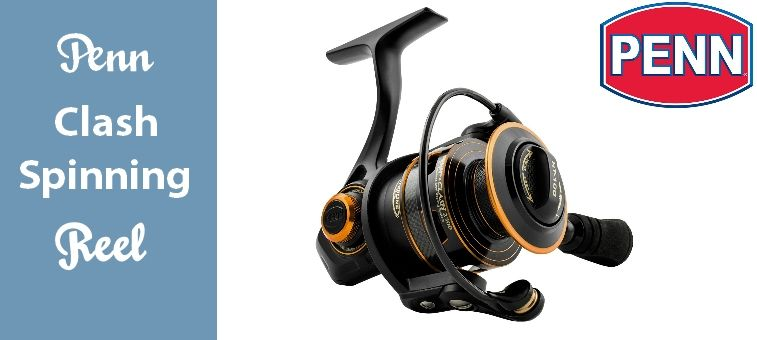 Penn Clash Spinning Reels Review