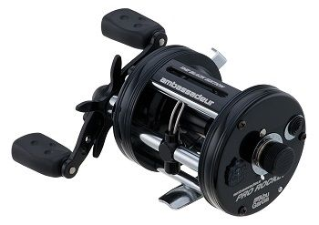 Abu Garcia CS Pro Rocket Black Edition 6500CSBPROROCKET1