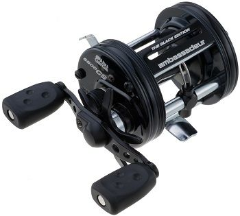 Abu Garcia CS Pro Rocket Black Edition 6500CSBPROROCKET2