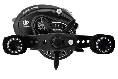 Abu Garcia High Speed Revo MGX Low Profile Baitcast Reel (12-Pound115-Yard)3