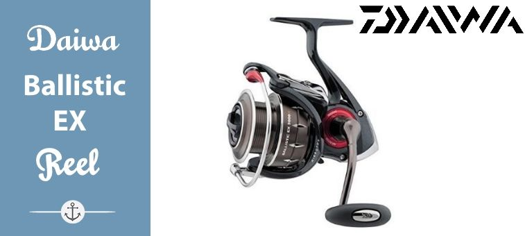 Daiwa Ballistic EX Reel Review