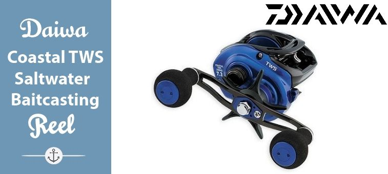 Daiwa Coastal TWS Saltwater Baitcasting Reel Review