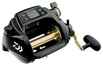 Daiwa TANACOM1000 Dendoh Fishing Reel, 30 40 lb, Black 1
