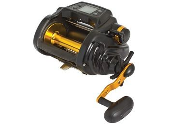 Daiwa TANACOM1000 Dendoh Fishing Reel, 30 40 lb, Black 2