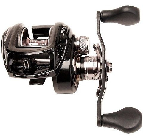 Lews Fishing Pro Series BB1 Baitcast Reverse Anti-Reverse Reel3