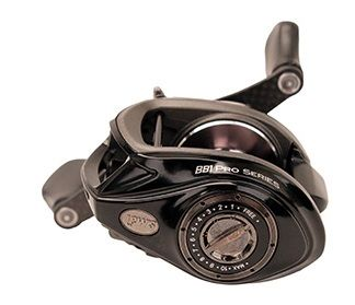 Lews Fishing Pro Series BB1 Baitcast Reverse Anti-Reverse Reel4