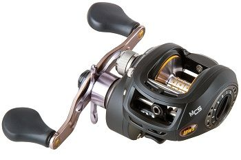 Lews Tournament MG Speed Spool Hi Speed Baitcast Reel 1