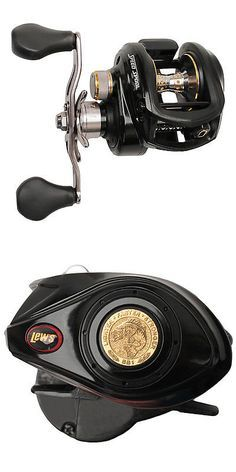 Lews Tournament MG Speed Spool Hi Speed Baitcast Reel 2