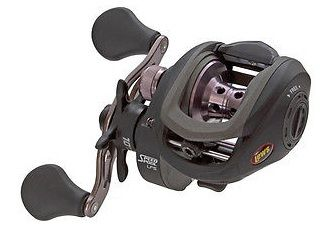 Lews Tournament MG Speed Spool Hi Speed Baitcast Reel 4