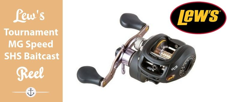 Lew's Tournament MG Speed Spool Hi – Speed Baitcast Reel Review