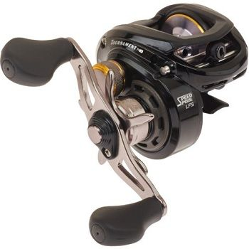 Lews Tournament MG Speed Spool Hi Speed Baitcast Reel5