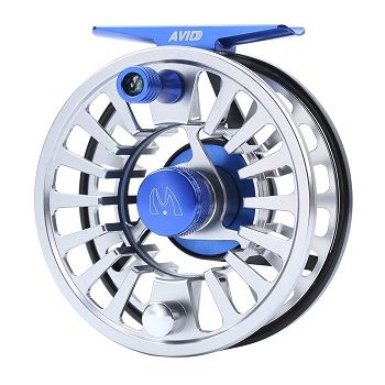 Maxcatch Fly Fishing Reel with CNC-machined Aluminum Alloy Body Mid-arbor 1