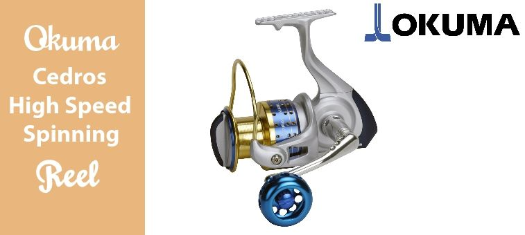 Okuma Cedros High Speed Spinning Reel