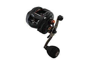 Okuma Citrix Large Capacity 350 Size Low Profile Baitcaster with Power Handle 1