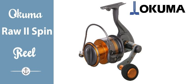 Okuma Raw II Spin Reel Review